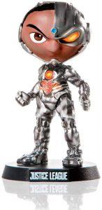 Figura de Cyborg de Iron Studios - Figuras de acción y muñecos de Cyborg de DC