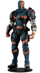 Figura de Deathstroke de McFarlane Toys - Figuras de acción y muñecos de Deathstroke de DC