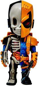 Figura de Deathstroke de Mighty Jaxx - Figuras de acción y muñecos de Deathstroke de DC
