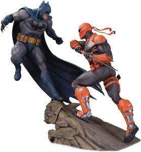 Figura de Deathstroke vs Batman de DC Direct - Figuras de acción y muñecos de Deathstroke de DC