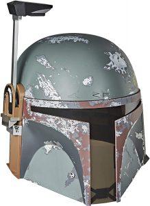 Casco de Boba Fett de Star Wars Black Series - Los mejores cascos de Star Wars - Casco de personajes de Star Wars