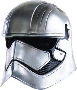 Casco de Capitán Phasma de Rubies - Los mejores cascos de Star Wars - Casco de personajes de Star Wars