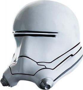 Casco de Flametrooper de Rubies - Los mejores cascos de Star Wars - Casco de personajes de Star Wars