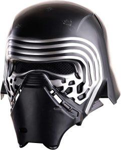 Casco de Kylo Ren de Rubies - Los mejores cascos de Star Wars - Casco de personajes de Star Wars