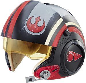 Casco de Poe Dameron de Star Wars Black Series - Los mejores cascos de Star Wars - Casco de personajes de Star Wars