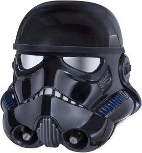 Casco de Shadow Trooper de Star Wars Black Series - Los mejores cascos de Star Wars - Casco de personajes de Star Wars