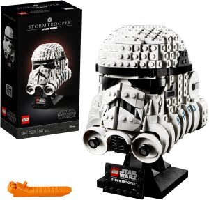 Casco de Stormtrooper de Star Wars de LEGO - Los mejores cascos de Star Wars - Casco de personajes de Star Wars