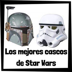 Los mejores cascos de Star Wars Black Series
