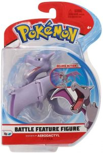 Figura de Aerodactyl de Lively Moments Pokemon - Muñecos de Aerodactyl - Figuras coleccionables de Pokemon