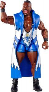 Figura de Big E de Elite - Muñecos de The New Day - Figuras coleccionables de luchadores de WWE
