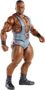 Figura de Big E de Mattel - Muñecos de The New Day - Figuras coleccionables de luchadores de WWE