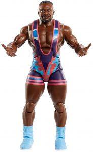 Figura de Big E de WWE - Muñecos de The New Day - Figuras coleccionables de luchadores de WWE