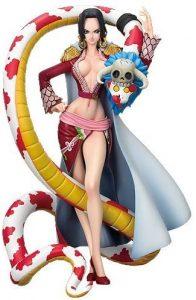 Figura de Boa Hancock de One Piece de Exclusivo - Muñecos de Boa Hancock - Figuras coleccionables del anime de One Piece