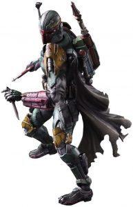 Figura de Boba Fett de Square Enix - Figuras de acción y muñecos de Boba Fett de Star Wars