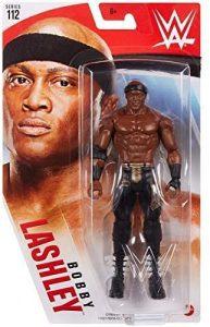 Figura de Bobby Lashley de Mattel 2 - Muñecos de Bobby Lashley - Figuras coleccionables de luchadores de WWE