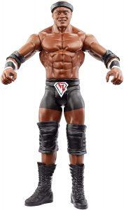 Figura de Bobby Lashley de Mattel - Muñecos de Bobby Lashley - Figuras coleccionables de luchadores de WWE
