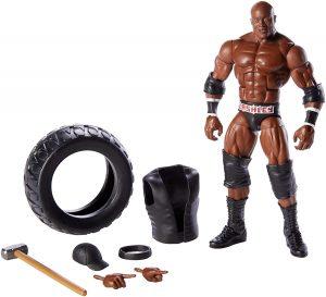 Figura de Bobby Lashley de WWE - Muñecos de Bobby Lashley - Figuras coleccionables de luchadores de WWE