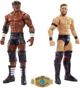 Figura de Bobby Lashley y Finn Balor de Mattel - Muñecos de Bobby Lashley - Figuras coleccionables de luchadores de WWE