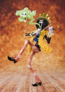 Figura de Brook de Megahouse - Muñecos de Brook - Figuras coleccionables del anime de One Piece