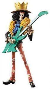 Figura de Brook de DX Figure - Muñecos de Brook - Figuras coleccionables del anime de One Piece