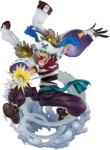 Figura de Buggy de One Piece de Banpresto 2 - Muñecos de Buggy - Figuras coleccionables del anime de One Piece