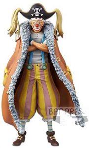 Figura de Buggy de One Piece de Banpresto 3 - Muñecos de Buggy - Figuras coleccionables del anime de One Piece