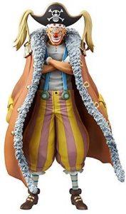 Figura de Buggy de One Piece de Banpresto 4 - Muñecos de Buggy - Figuras coleccionables del anime de One Piece