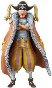Figura de Buggy de One Piece de Banpresto - Muñecos de Buggy - Figuras coleccionables del anime de One Piece