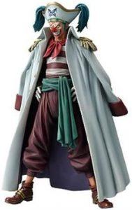 Figura de Buggy de One Piece de DX Figure - Muñecos de Buggy - Figuras coleccionables del anime de One Piece