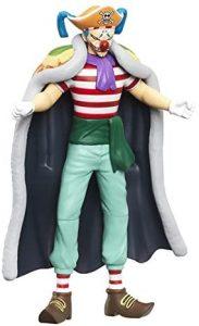 Figura de Buggy de One Piece de Obyz - Muñecos de Buggy - Figuras coleccionables del anime de One Piece
