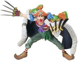 Figura de Buggy de One Piece de Zero - Muñecos de Buggy - Figuras coleccionables del anime de One Piece