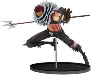 Figura de Charlotte Katakuri de One Piece de Banpresto 3 - Muñecos de Charlotte Katakuri - Figuras coleccionables del anime de One Piece