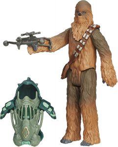 Figura de Chewbacca de Hasbro 2 - Figuras de acción y muñecos de Chewbacca de Star Wars