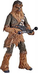Figura de Chewbacca de Hasbro - Figuras de acción y muñecos de Chewbacca de Star Wars