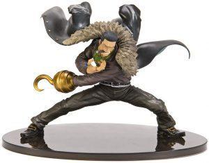 Figura de Crocodile de One Piece de Animewild - Muñecos de Crocodile - Figuras coleccionables del anime de One Piece