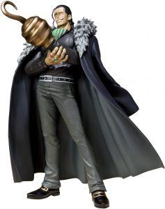 Figura de Crocodile de One Piece de Bandai Tamashii Nations - Muñecos de Crocodile - Figuras coleccionables del anime de One Piece