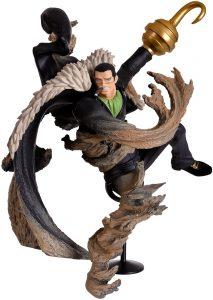 Figura de Crocodile de One Piece de Banpresto - Muñecos de Crocodile - Figuras coleccionables del anime de One Piece
