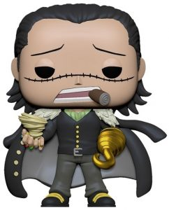 Figura de Crocodile de One Piece de FUNKO POP - Muñecos de Crocodile - Figuras coleccionables del anime de One Piece