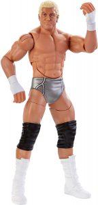 Figura de Dolph Ziggler Mattel - Muñecos de Dolph Ziggler - Figuras coleccionables de luchadores de WWE