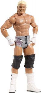 Figura de Dolph Ziggler clásico de Mattel 2 - Muñecos de Dolph Ziggler - Figuras coleccionables de luchadores de WWE