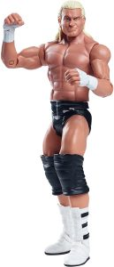 Figura de Dolph Ziggler clásico de Mattel 3 - Muñecos de Dolph Ziggler - Figuras coleccionables de luchadores de WWE