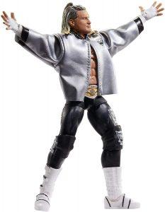 Figura de Dolph Ziggler de Mattel - Muñecos de Dolph Ziggler - Figuras coleccionables de luchadores de WWE