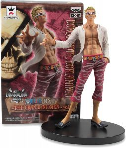 Figura de Donquixote Doflamingo de One Piece de Banpresto 5 - Muñecos de Donquixote Doflamingo - Figuras coleccionables del anime de One Piece