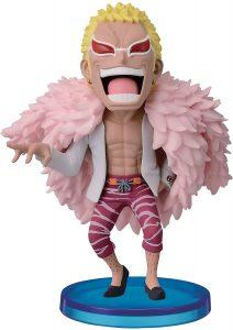 Figura de Donquixote Doflamingo de One Piece de Banpresto - Muñecos de Donquixote Doflamingo - Figuras coleccionables del anime de One Piece
