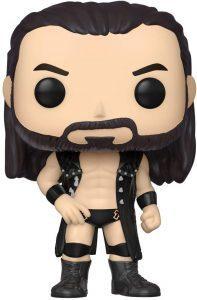 Figura de Drew McIntyre de WWE de FUNKO - Muñecos de Drew McIntyre - Figuras coleccionables de WWE