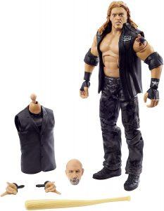 Figura de Edge de Mattel 2 - Muñecos de Edge - Figuras coleccionables de luchadores de WWE