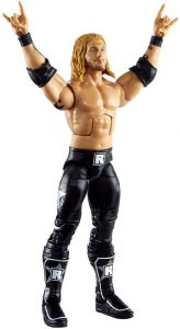 Figura de Edge de Mattel - Muñecos de Edge - Figuras coleccionables de luchadores de WWE