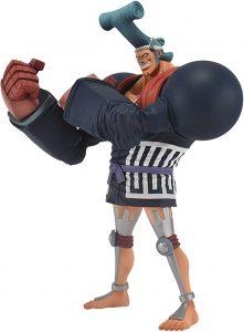 Figura de Franky de Banpresto 2 - Muñecos de Franky - Figuras coleccionables del anime de One Piece