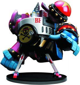 Figura de Franky de Banpresto - Muñecos de Franky - Figuras coleccionables del anime de One Piece
