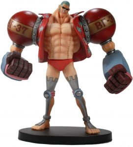Figura de Franky de DX Figure - Muñecos de Franky - Figuras coleccionables del anime de One Piece